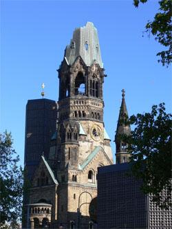 Kaiser-Wilhelm-Gedächtniskirche (Bild: Der Weg)