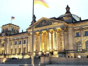 Reichstag (Bild: Der Weg)