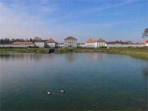 Schloss Nymphenburg (Bild: Der Weg)