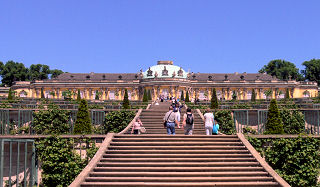 Schloss Sanssouci (Bild: Der Weg)