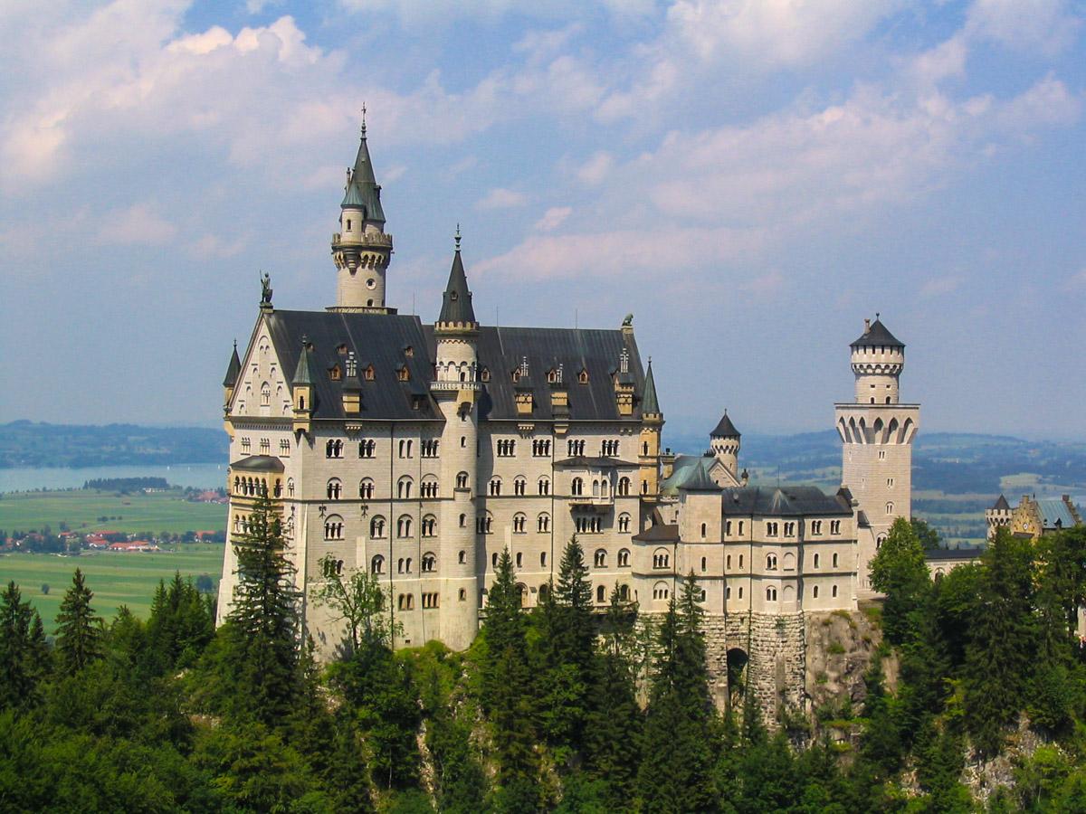 Schloss Neuschwanstein (Bild: Der Weg)