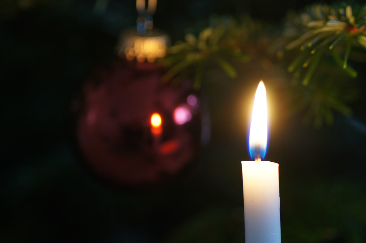 Kerze (Bild: Der Weg)