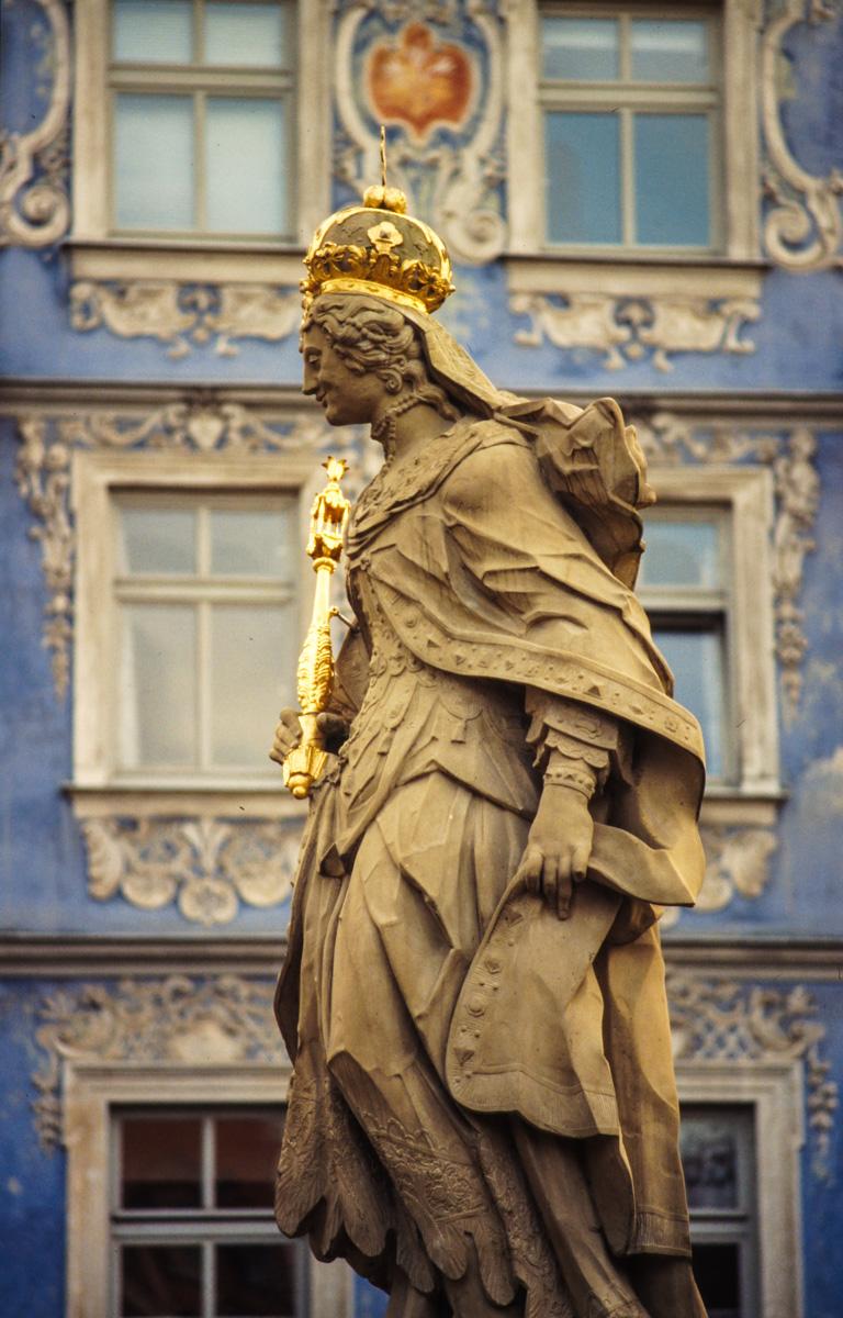 Denkmal in Bamberg (Bild: Der Weg)