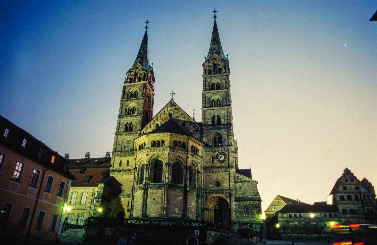 Bamberg Dom (Bild: Der Weg)