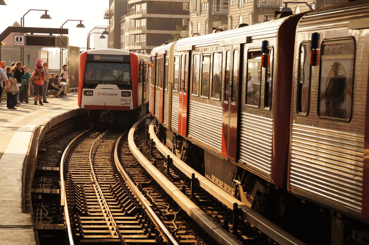 Hochbahn Hamburg (Bild: Der Weg)
