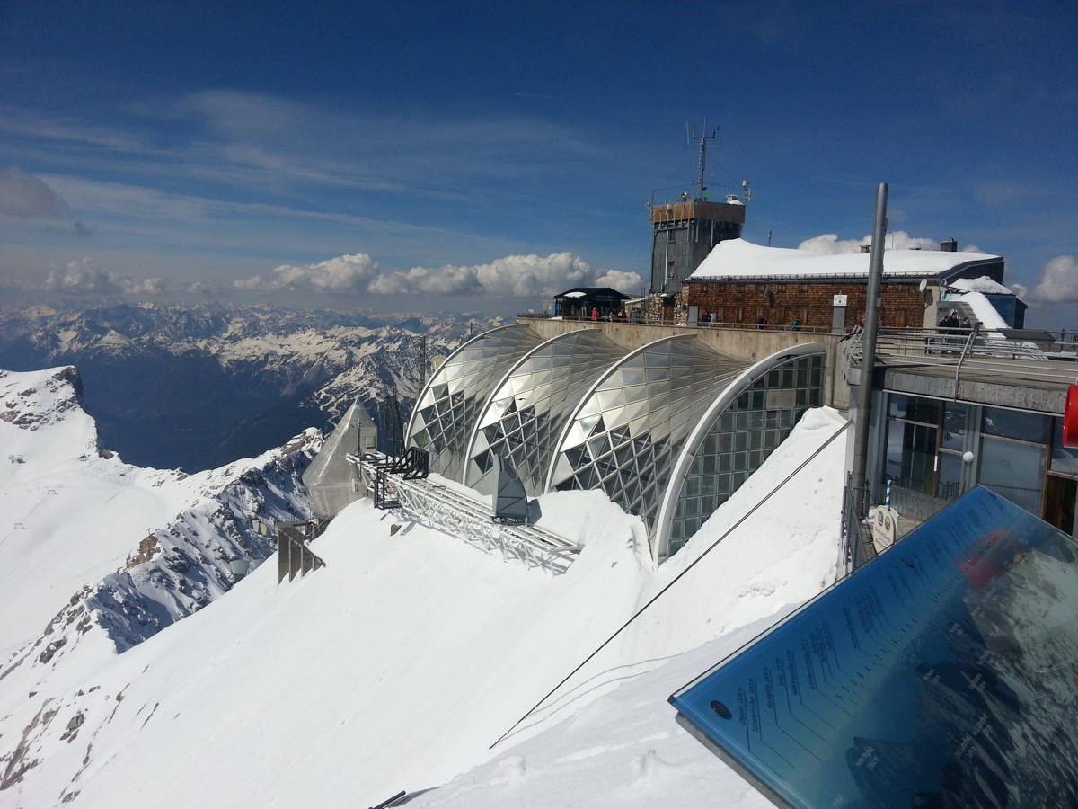 Zugspitze (Bild: Der Weg)