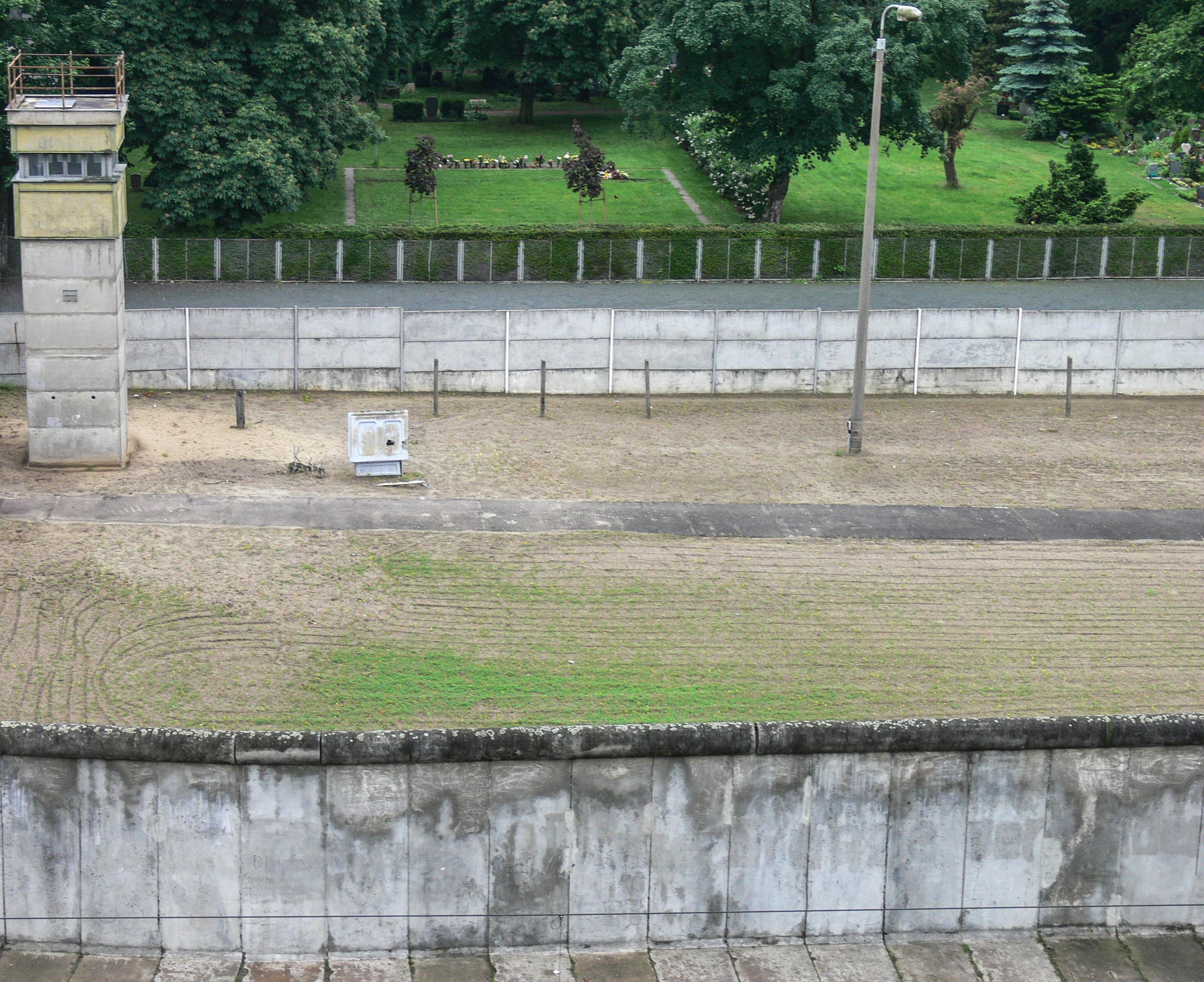 Berliner Mauer (Bild: Der Weg)