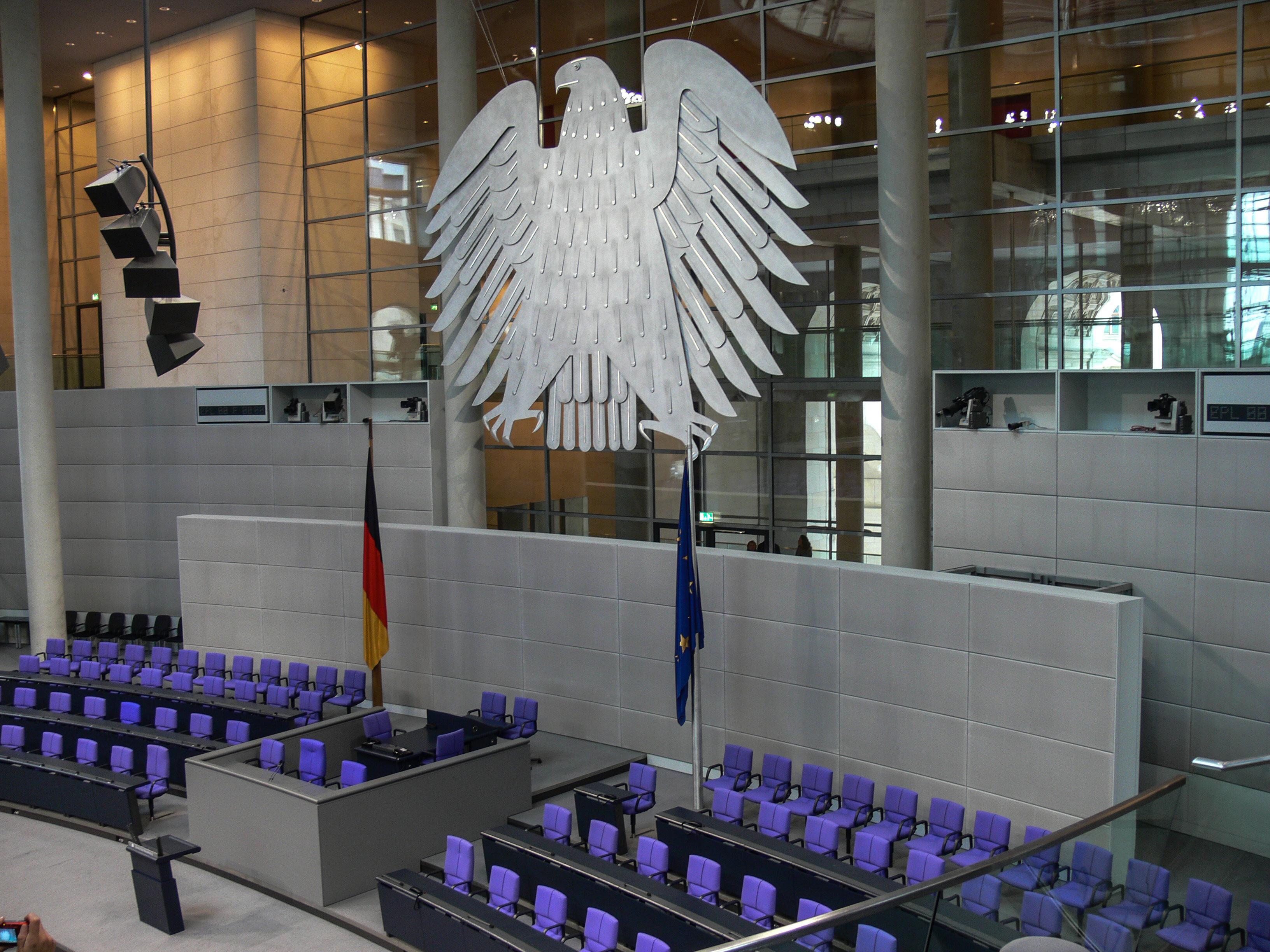 Bundestag (Bild: Der Weg)