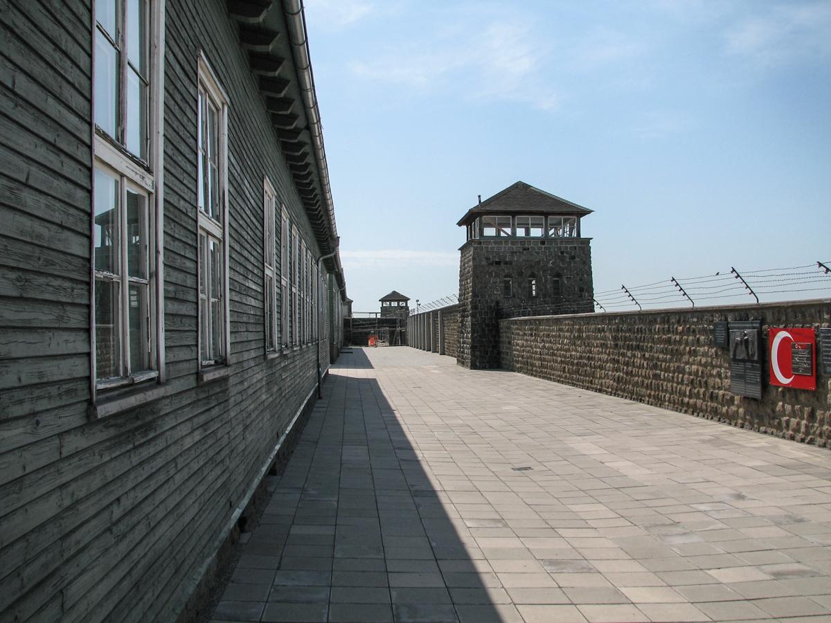 Konzentrationslager Mauthausen (Bild: Der Weg)