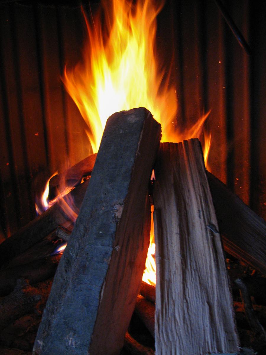 Feuer (Bild: Der Weg)