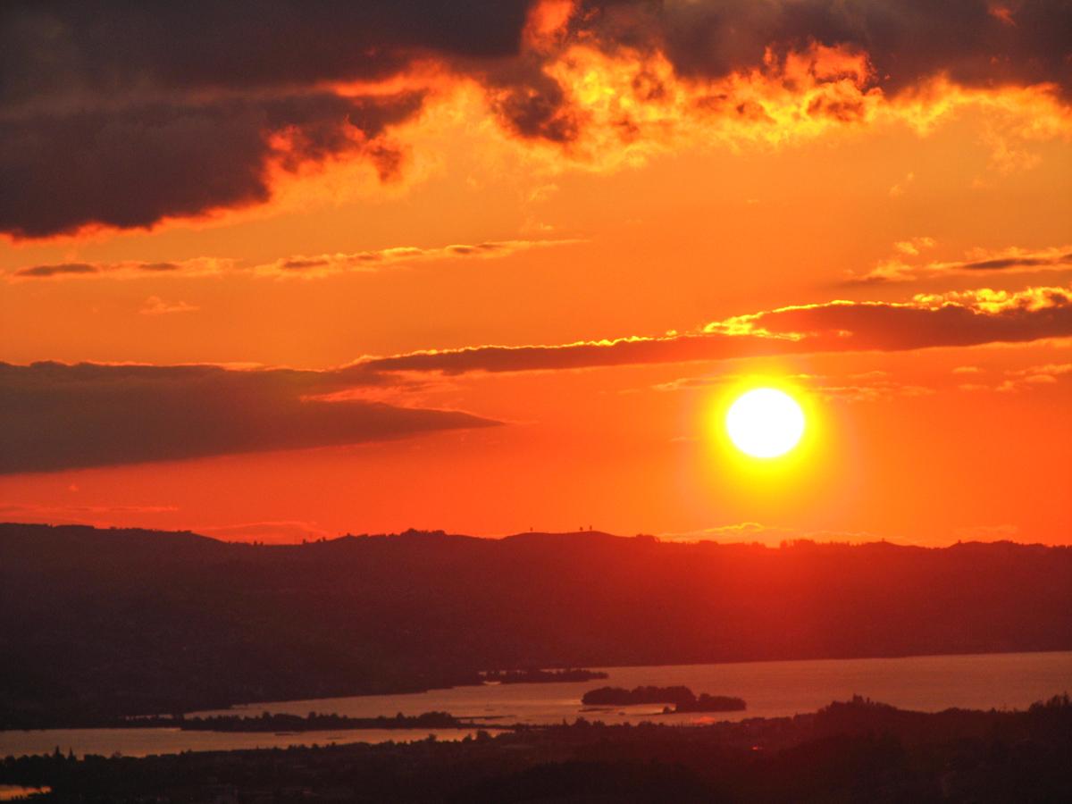 Sonnenuntergang (Bild: Der Weg)