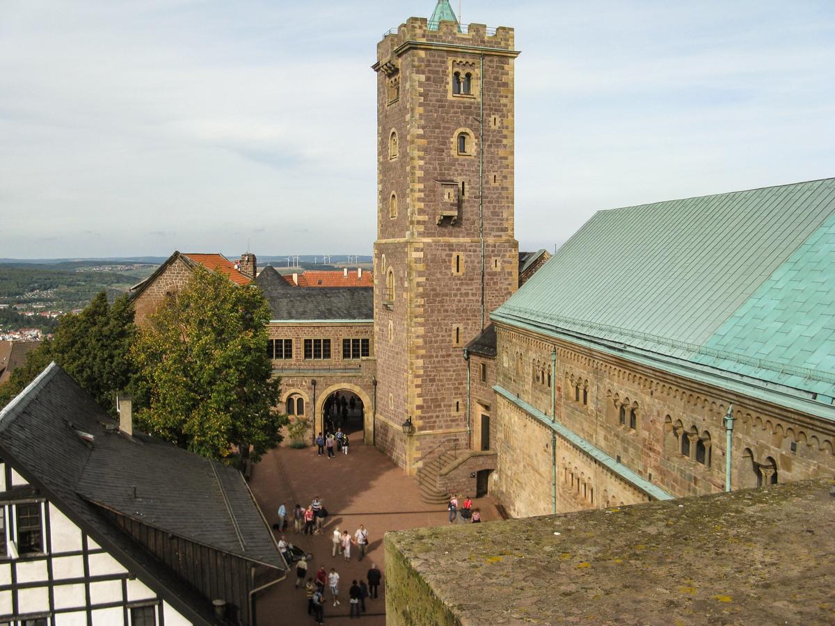 Eisenach Wartburg (Bild: Der Weg)