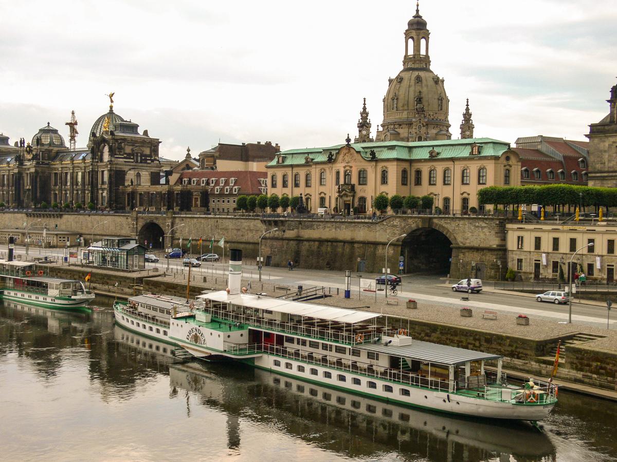 Dresden Altstadt (Bild: Der Weg)