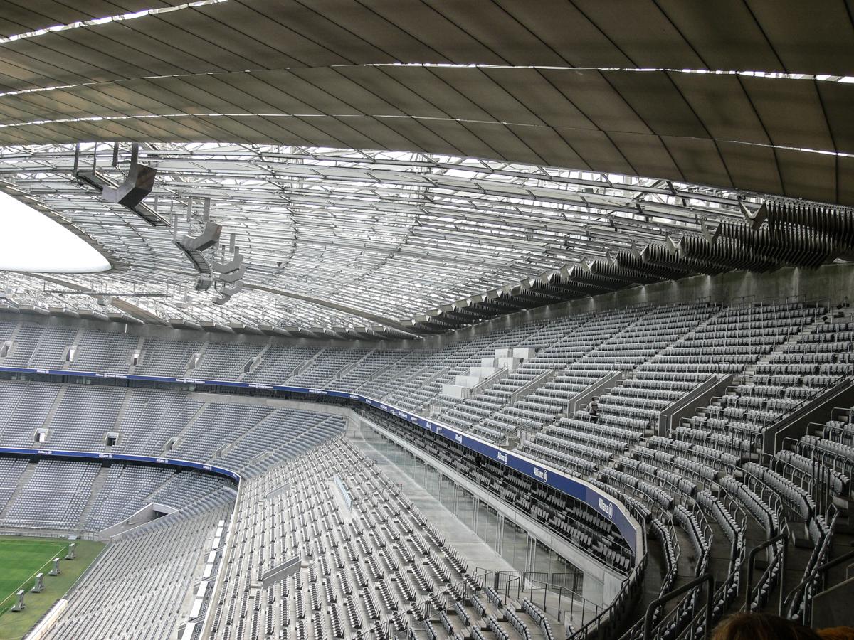Allianz-Arena München (Bild: Der Weg)