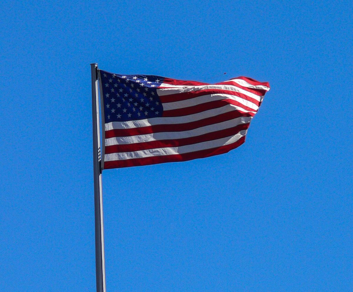 Amerikanische Flagge (Bild: Der Weg)