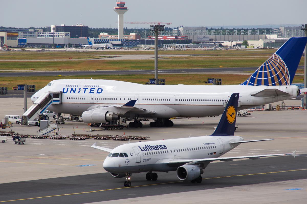 Flughafen Frankfurt/Main (Bild: Der Weg)