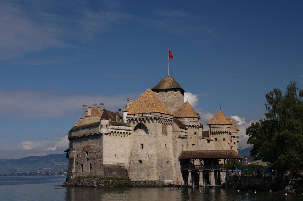 Schweiz - Schloss Chillon (Bild: Der Weg)