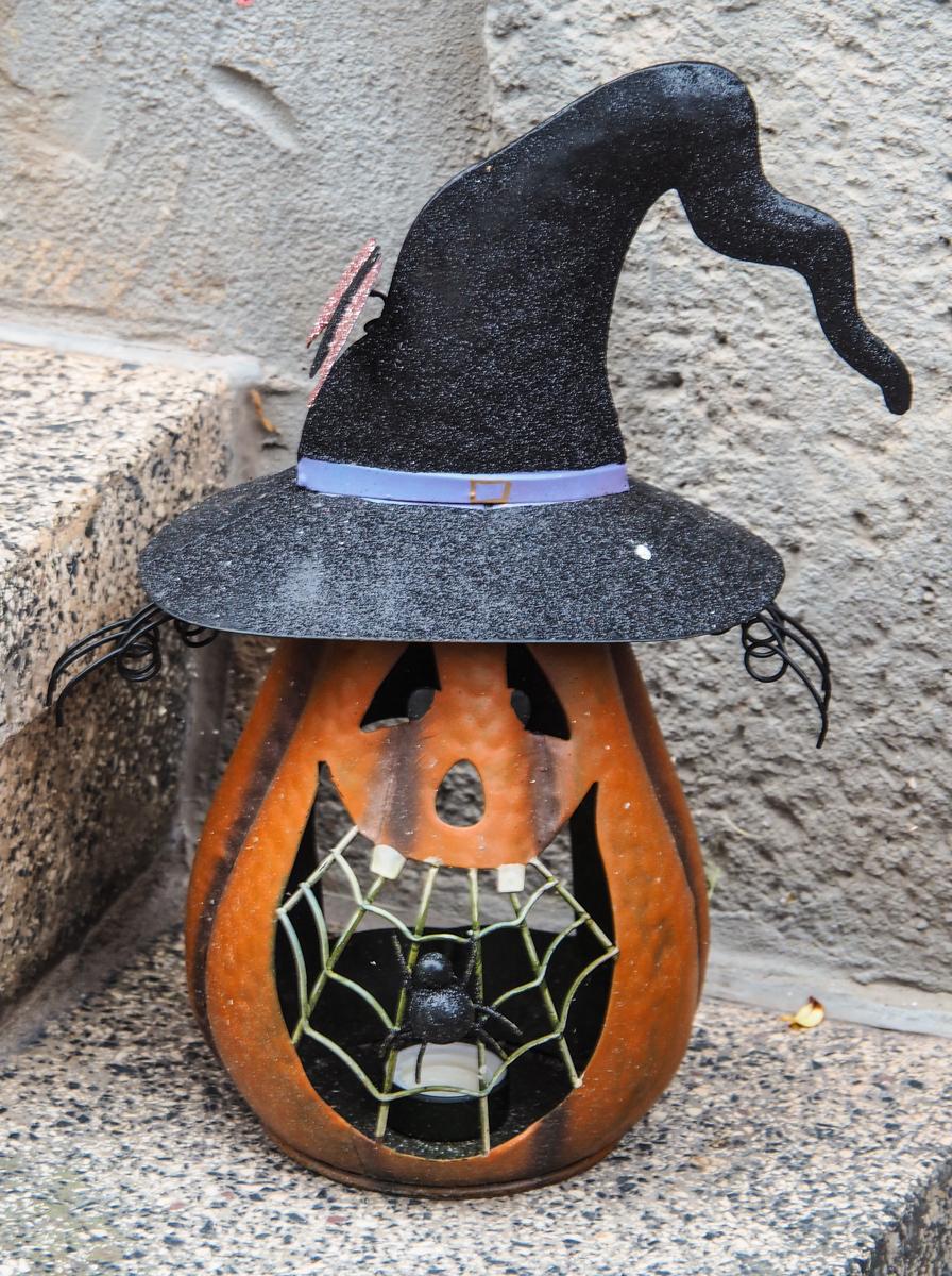Halloween Dekoration (Bild: Der Weg)
