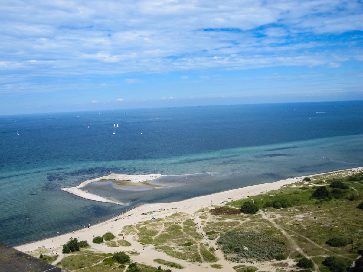 Strand Kiel Laboe (Bild: Der Weg)