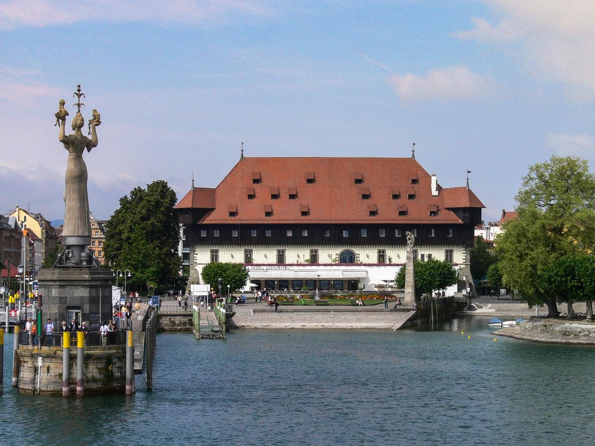 Konstanz, Konzil und Imperia (Bild: Der Weg )