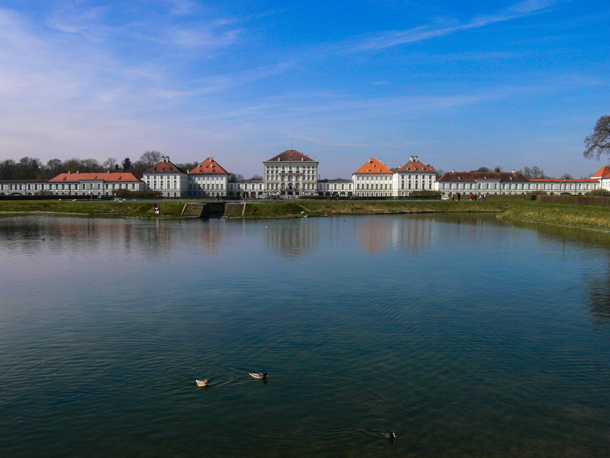 Schloss Nymphenburg (Bild: Der Weg )
