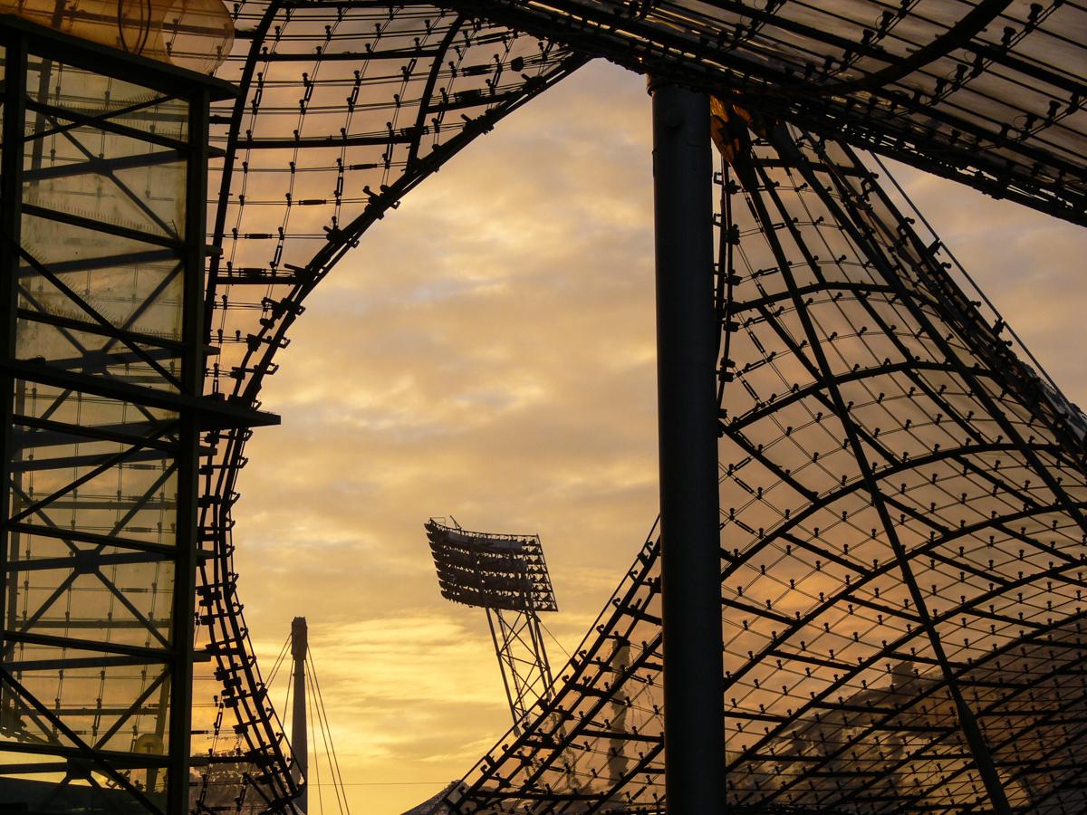 Olympiastadion (Bild: Der Weg)
