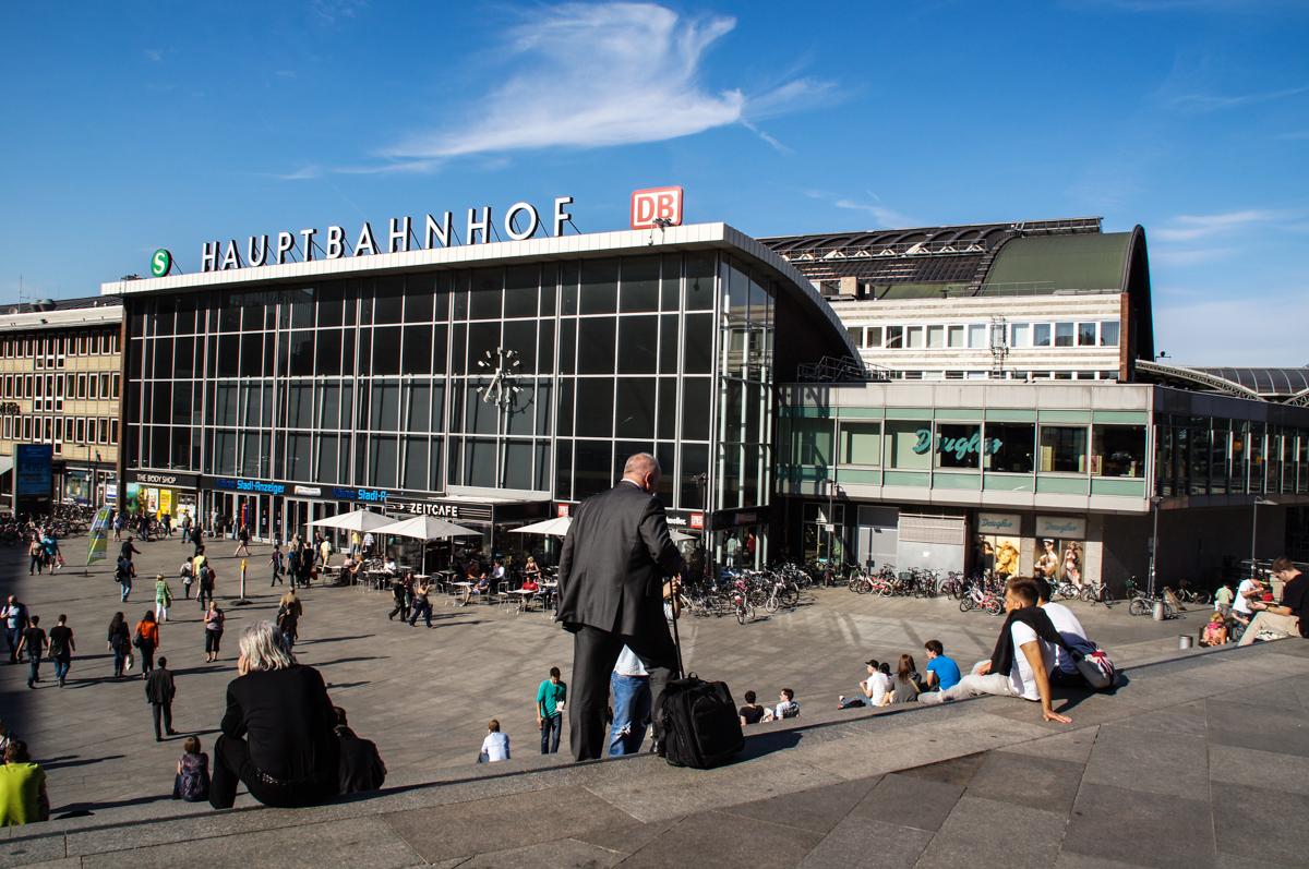 Köln Hauptbahnhof (Bild: Der Weg)