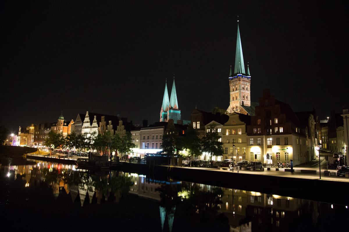 Lübeck Marienkirche, Petrikirche (Bild: Der Weg - A. Reustle)