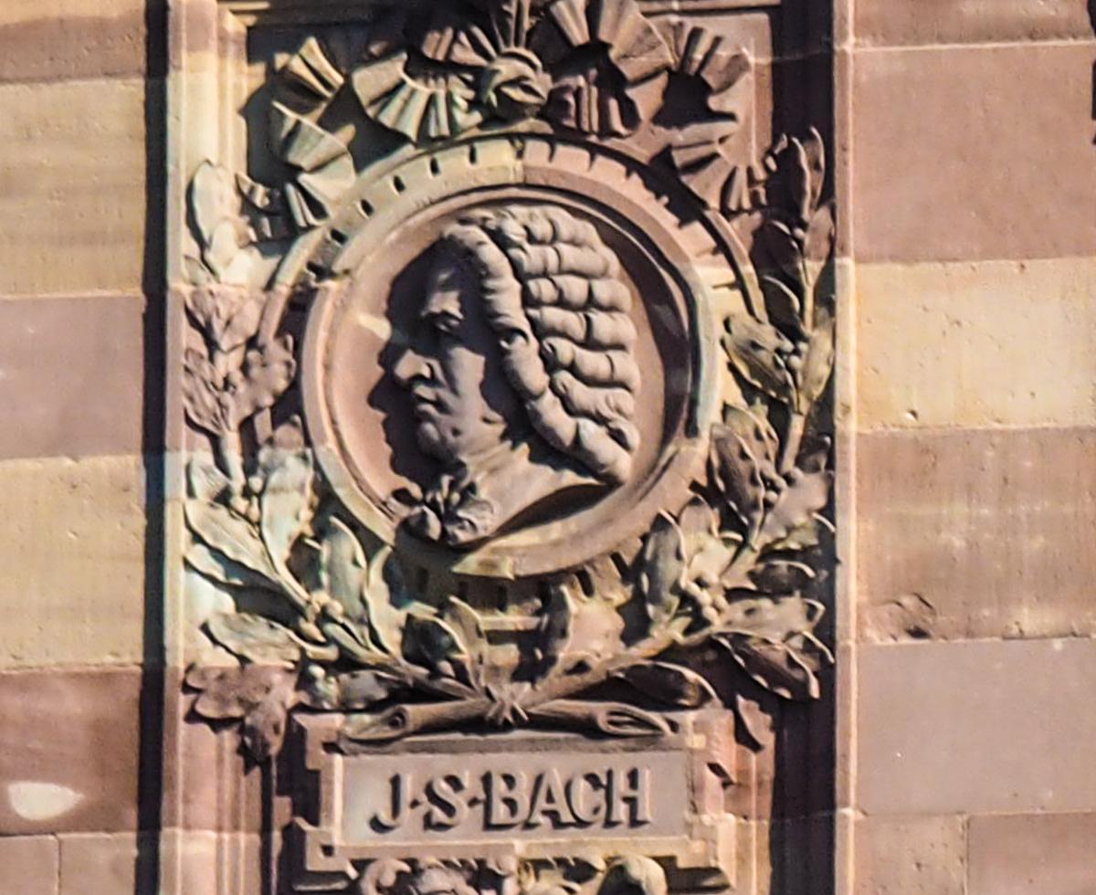 Johann Sebastian Bach (Bild: Der Weg)