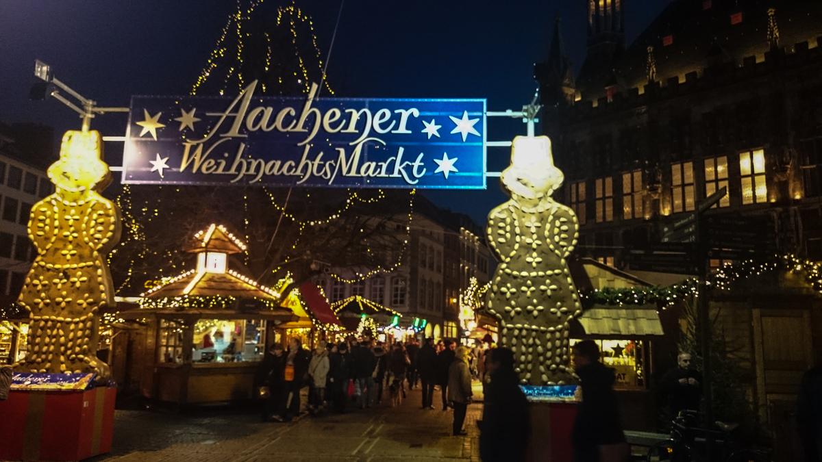 Aachener Weihnachtsmarkt (Bild: Der Weg - M. Arbter)