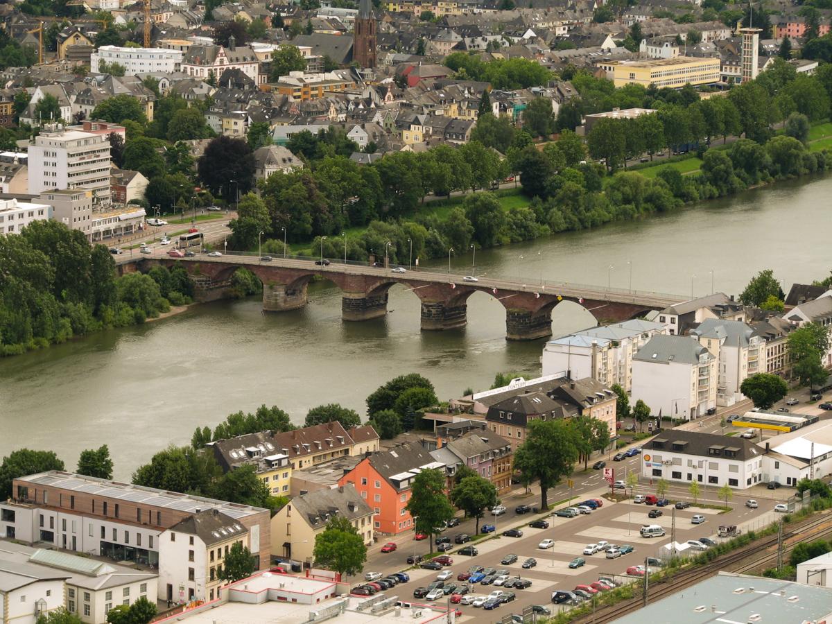 Trier römische Brücke (Bild: Der Weg)