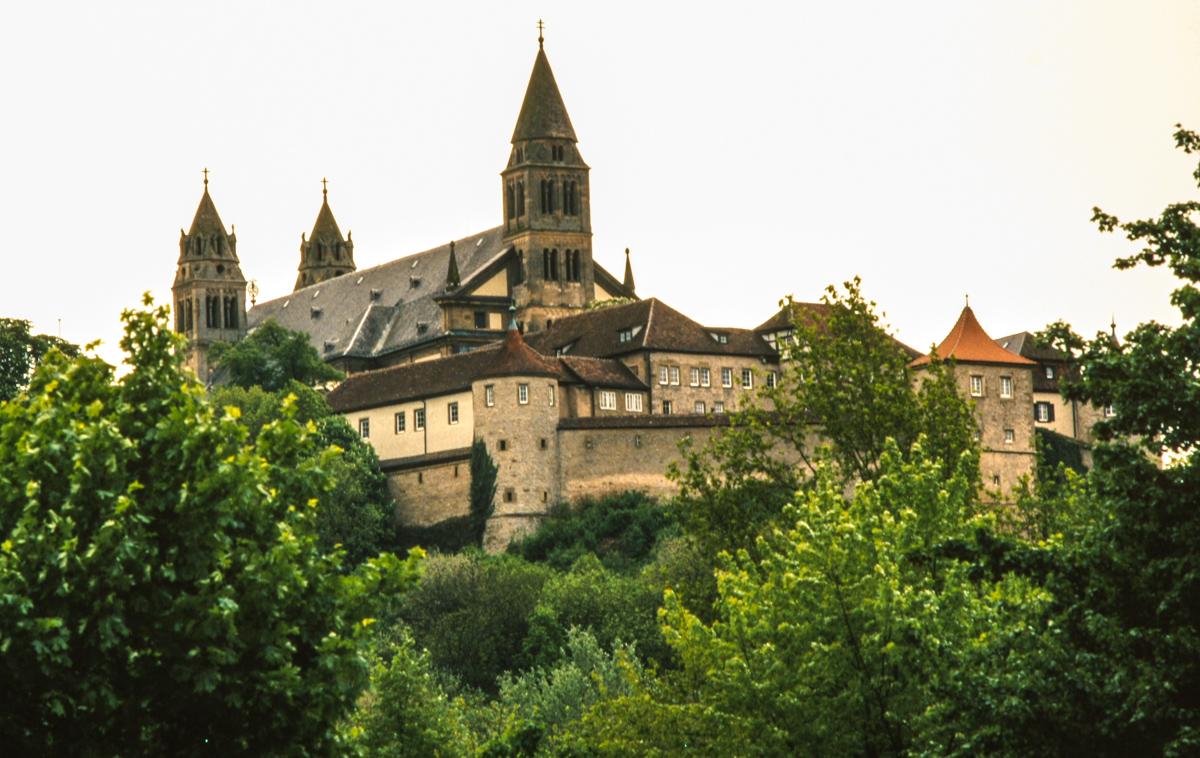 Schwäbisch Hall Comburg (Bild: Der Weg)