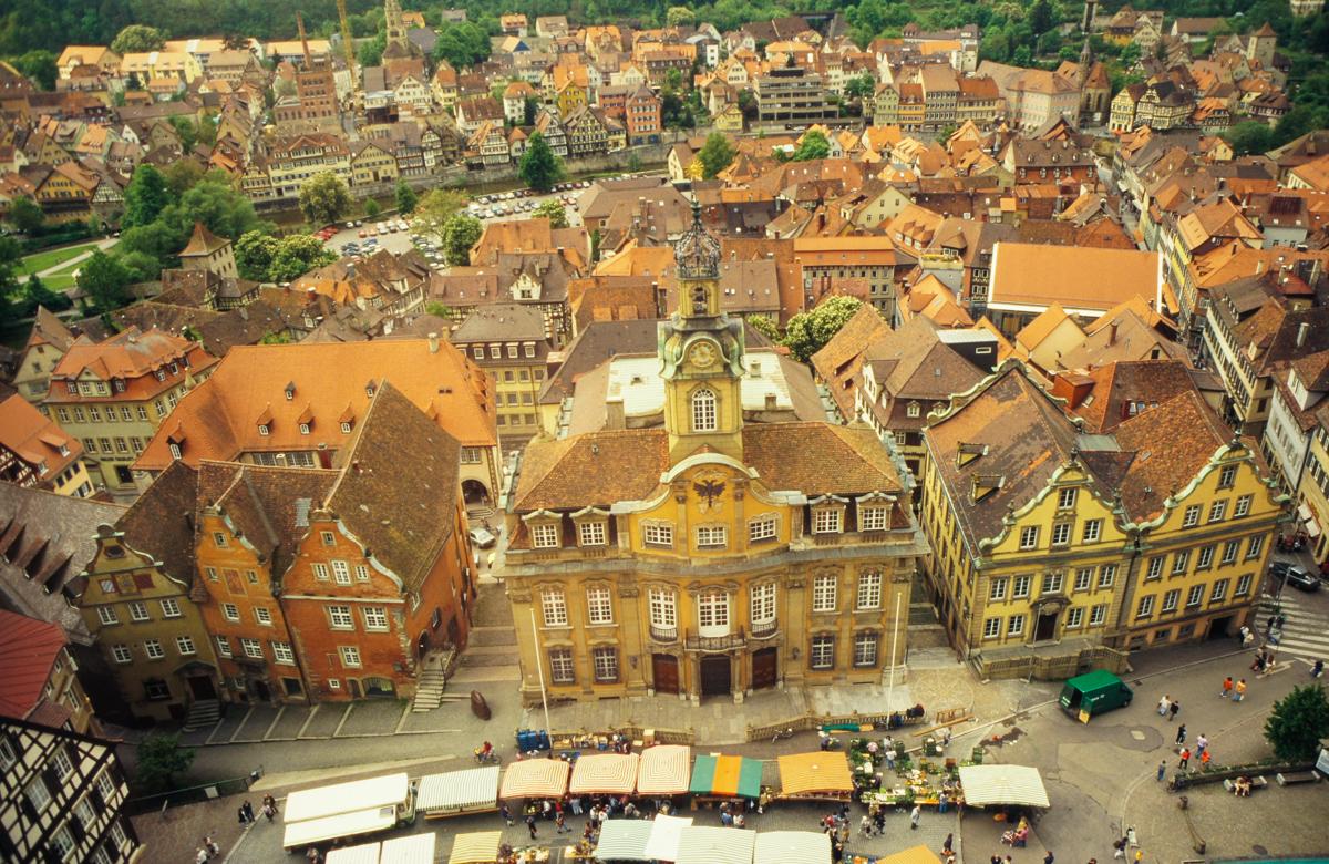Marktplatz (Bild: Der Weg)