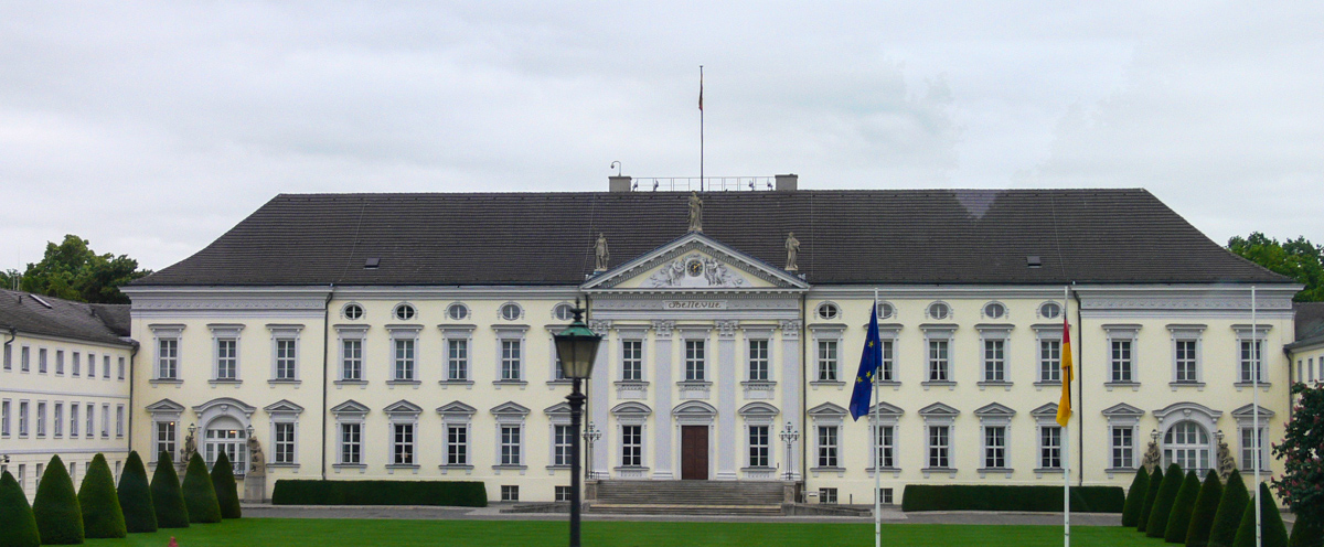 Schloss Belvue (Bild: Der Weg)