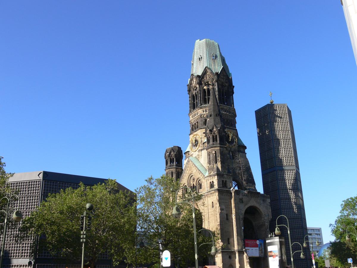 Berlin Kaiser-Wilhelm-Gedächtniskirche  (Bild: Der Weg)