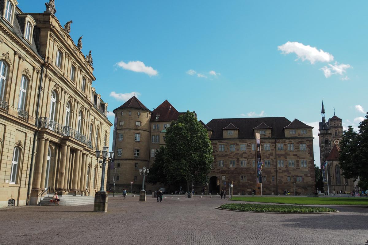 Altes Schloss (Bild: Der Weg)