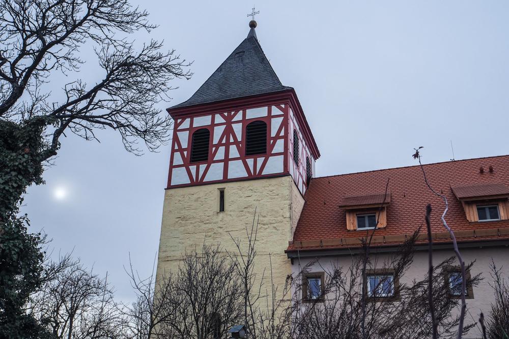 Kirche auf dem Michaelsberg (Bild: Der Weg)