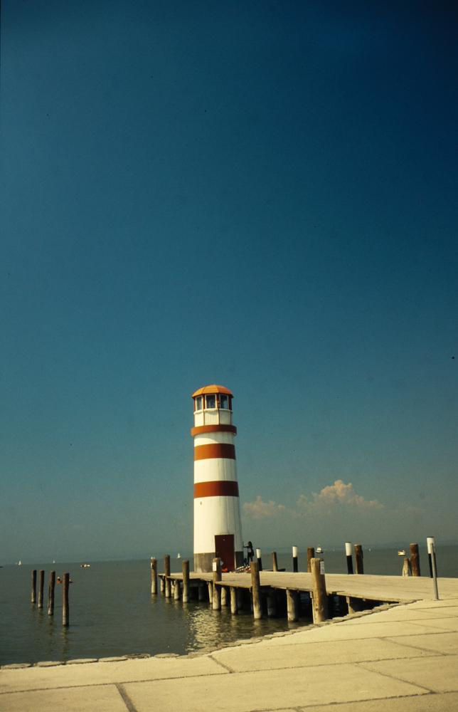 Leuchtturm am Neusiedler See (Bild: Der Weg)