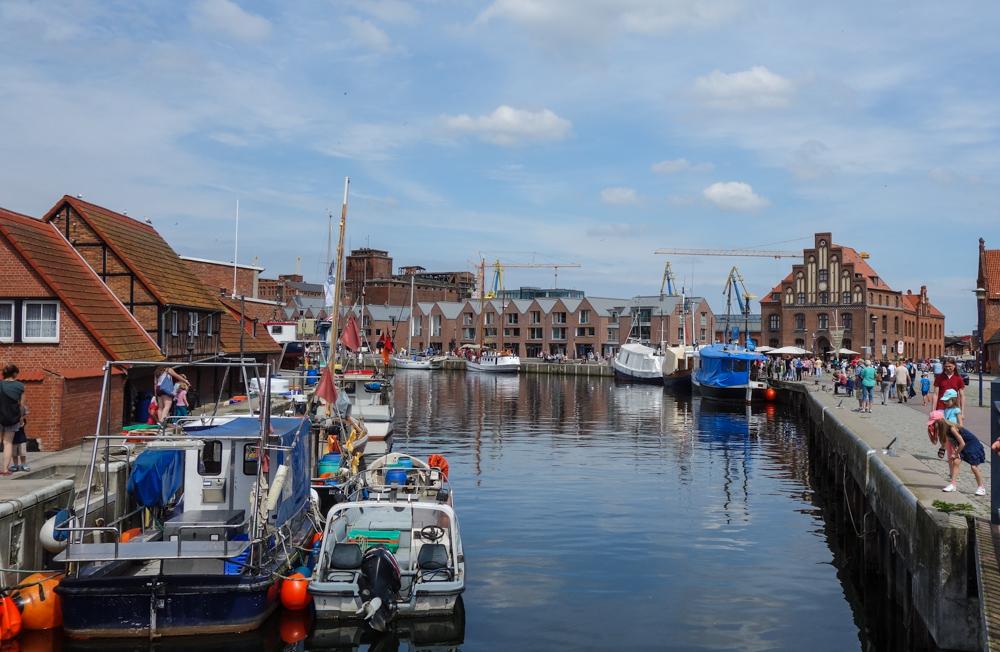 Wismar Hafen (Bild: Der Weg - M. Arbter)
