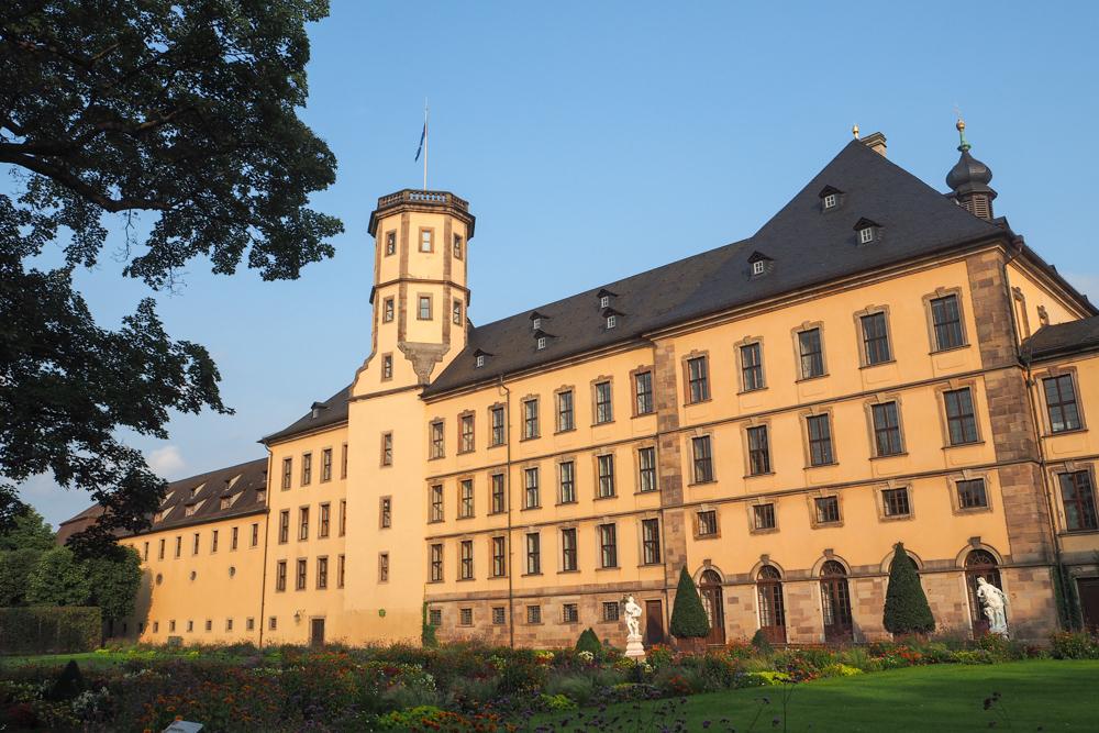 Fulda Schloss (Bild: Der Weg)