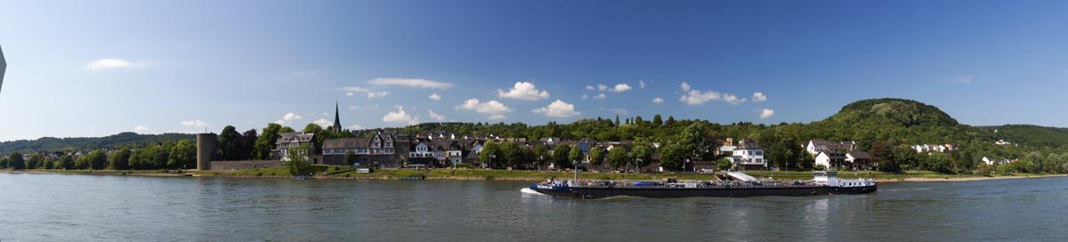 Rhein bei Rhens (Bild: Der Weg)